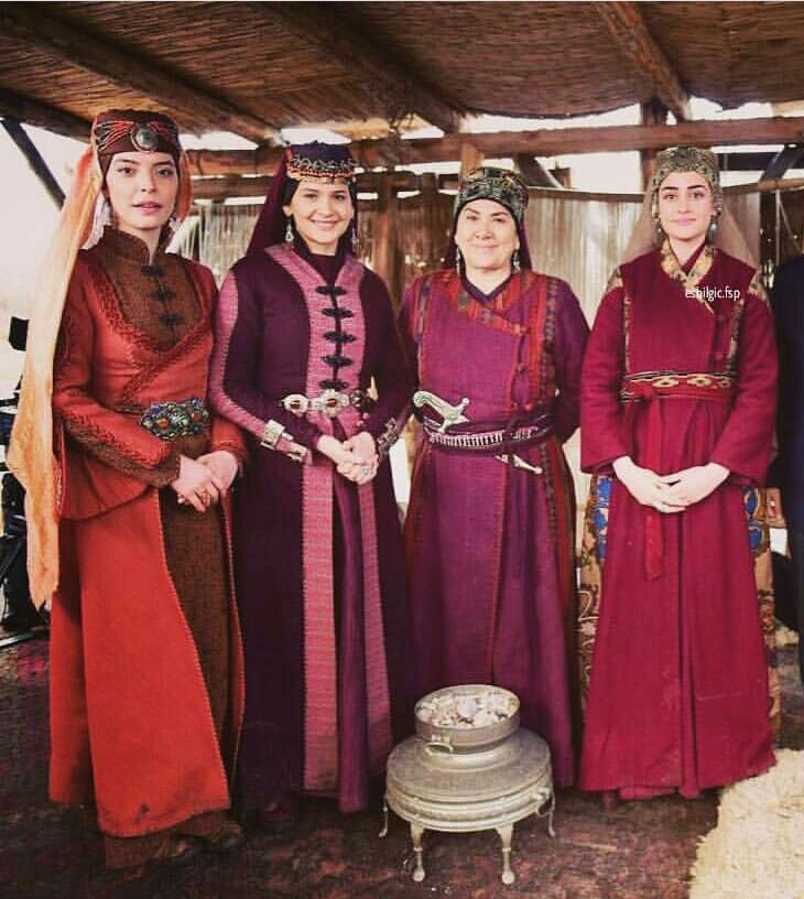 Dirilis Ertugrul Cast | FACES OF THE WORLD♥ in 2019 | Turkish