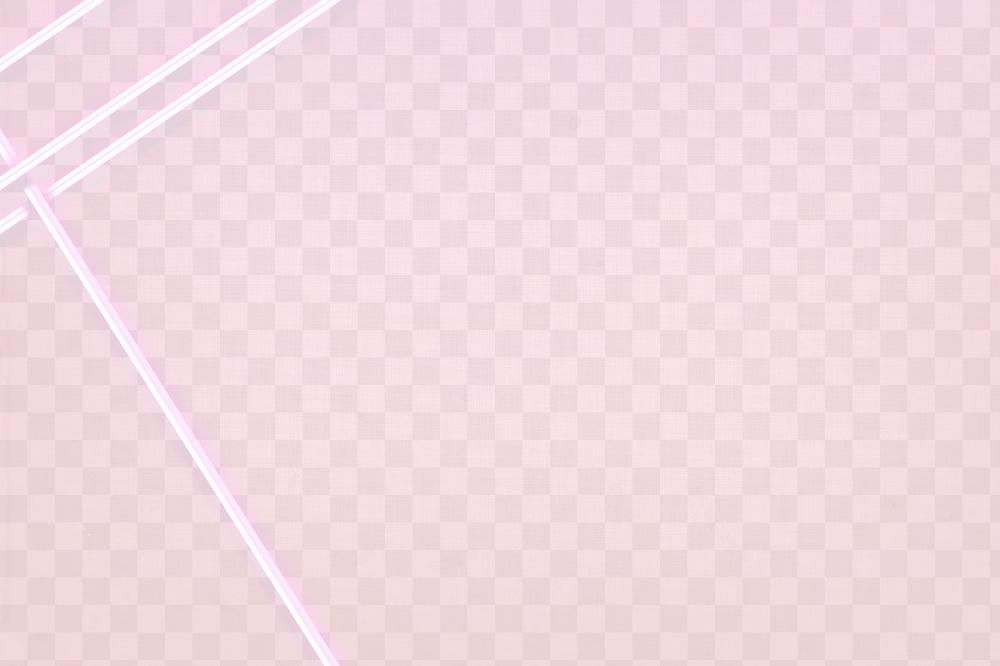 Glowing Neon Line On A Pink Background Free Image By Rawpixel Com Katie Pink Background Pink Frames Neon
