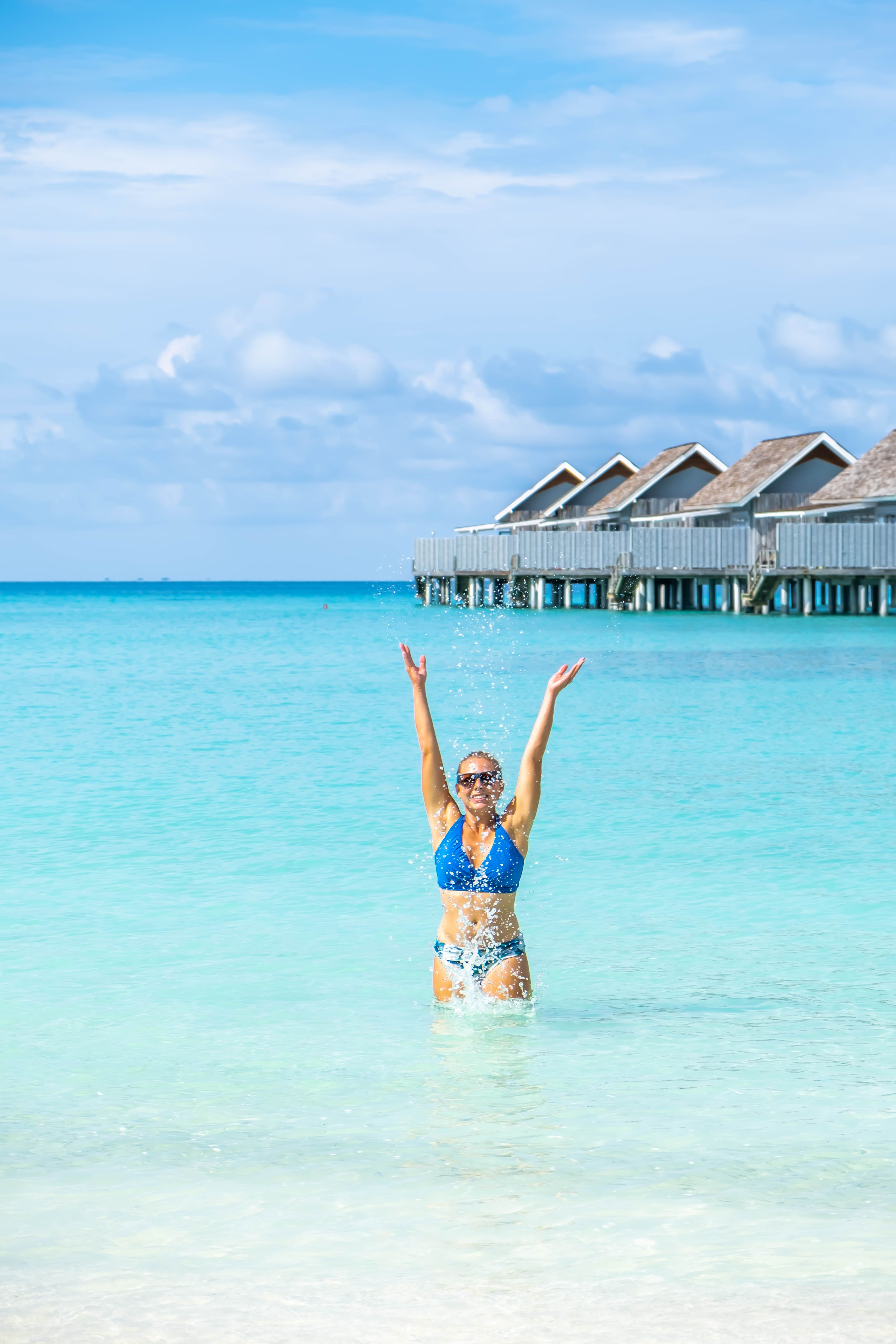 Kuramathi Review Enjoying The Best Dive Spots In The World Romantic Vacations Best All Inclusive Resorts Maldives Travel