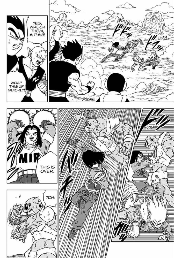 Pin by Arslan Uchiha on Android 17 in 2020 Dragon ball