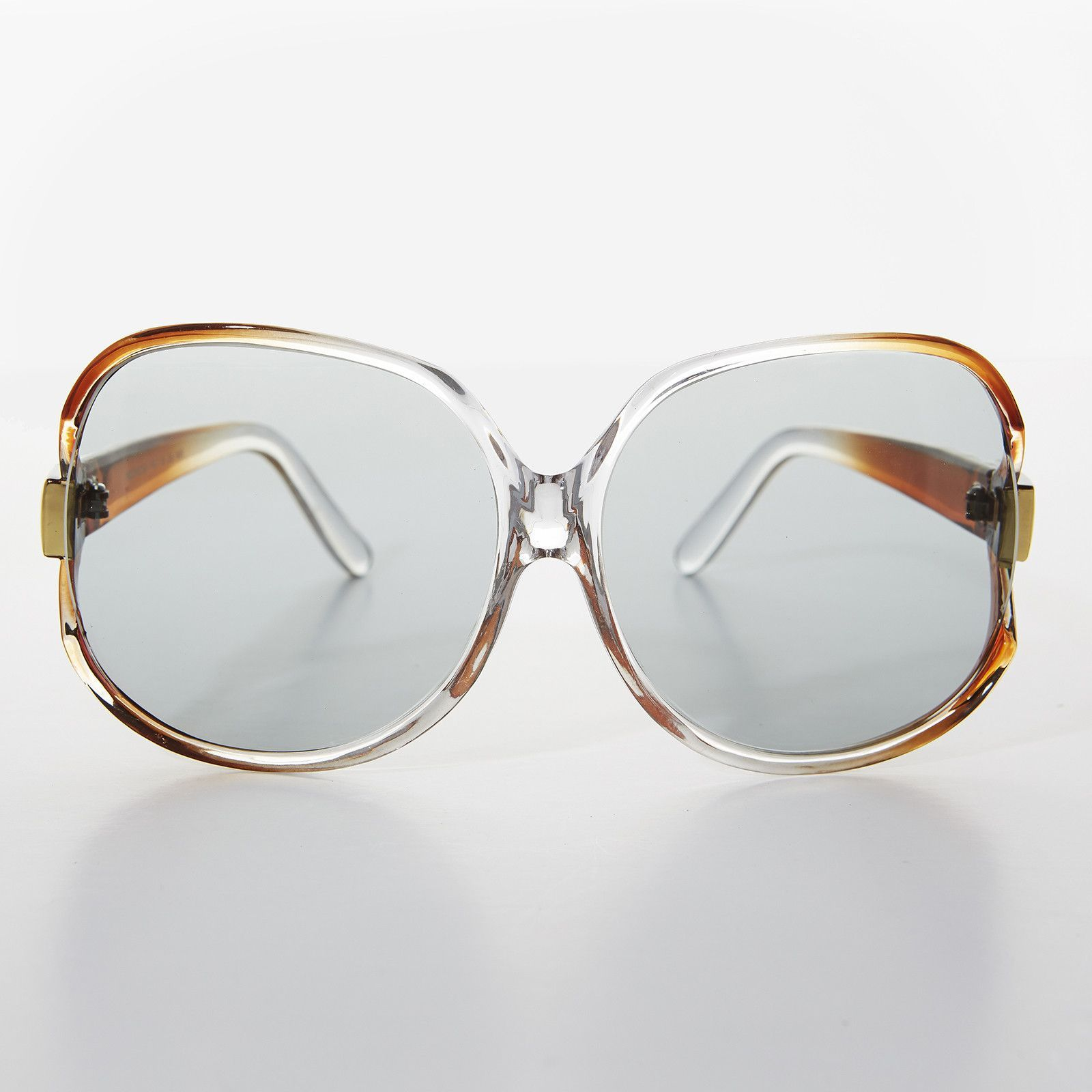 f009ff1bbf You will stand out and be noticed wearing these bold and beautiful  sunglasses. Vintage 1980s Sun sensor glass lens with convenient transition  ...