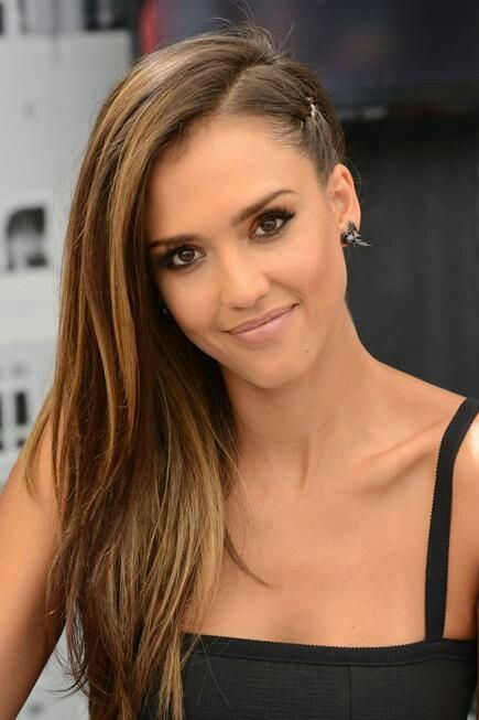 Pin By Red Thompson On Jessica Alba Jessica Alba Hair Hair