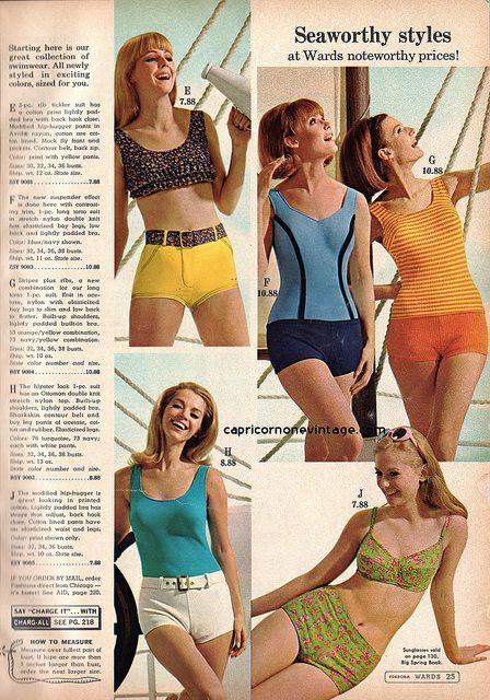 4bf4da11ed89d montgomery ward 1967 summer sale | vintage catalogs | Fashion ...
