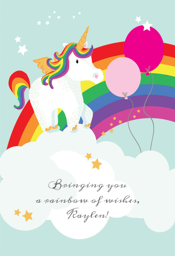 picture relating to Free Printable Funny Get Well Cards titled Effectively-Wants Unicorn - Attain Very well Shortly Card (Free of charge Get hold of Perfectly