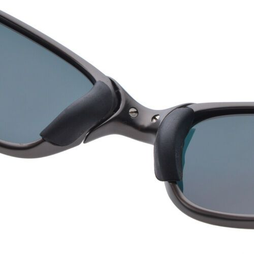 CLASSIC X-Metal Juliet Cyclops Sunglasses Ruby Polarized Lenses TITANIUM Goggles