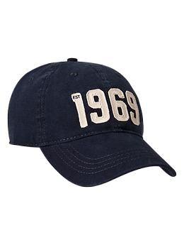 1181170e6811f 1969 logo baseball hat