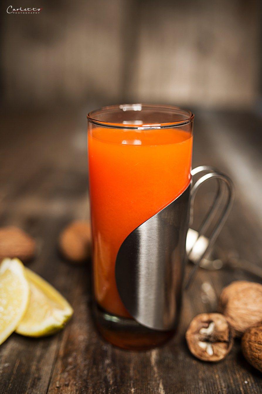 Rezept für Hot Aperol | Punsch, Glühwein und Abwechslung