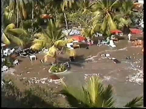 Tsunami 2004 Eden Resort Spa Beruwela Sri Lanka I Places To
