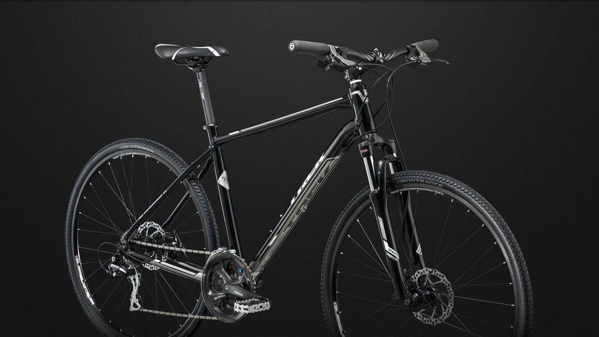 Dual Sport Choosing Hybrid Bicycle Thecoolist In 2021 Hybrid Bicycle Trek Bicycle Dual Sport