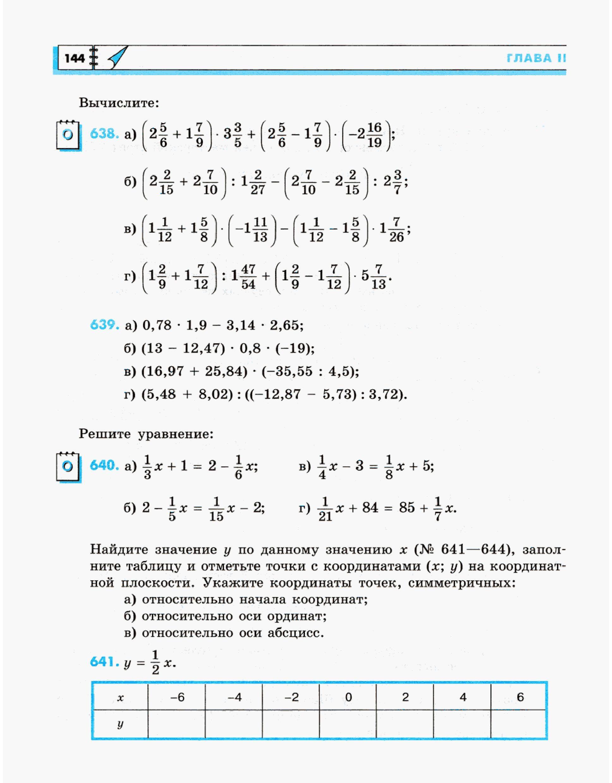 Готовый домашние щадания о математике смирновой 10 класс