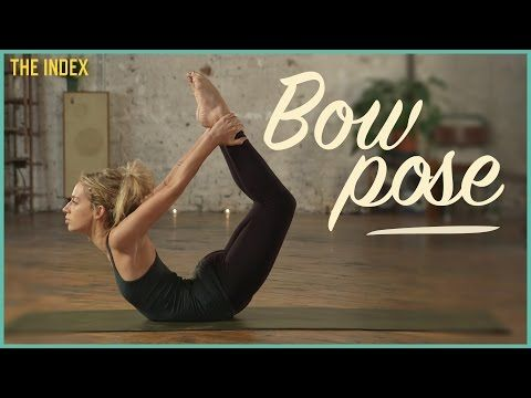 7 great yoga poses for better abs  fit and frugal  bow