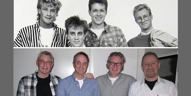 16 awesome 'then & now' photos posted to Reddit (via Imgur)
