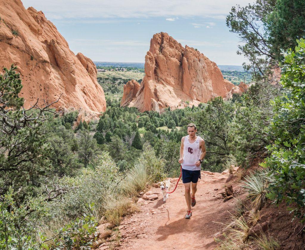 Palmer Trail Garden of the Gods Run Colorado hiking