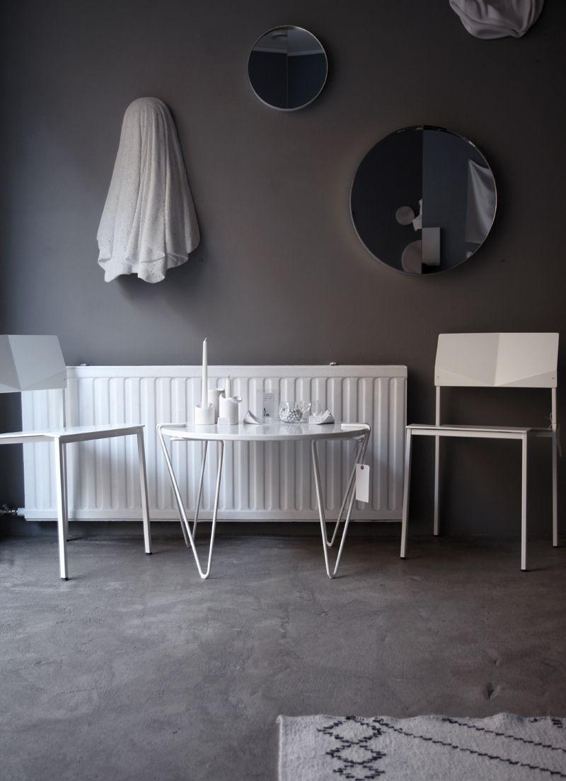 GALLERIA LOKAL - WHITE+Grey
