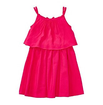 Polo Ralph Lauren® Girls' 2T-6X Solid Dress