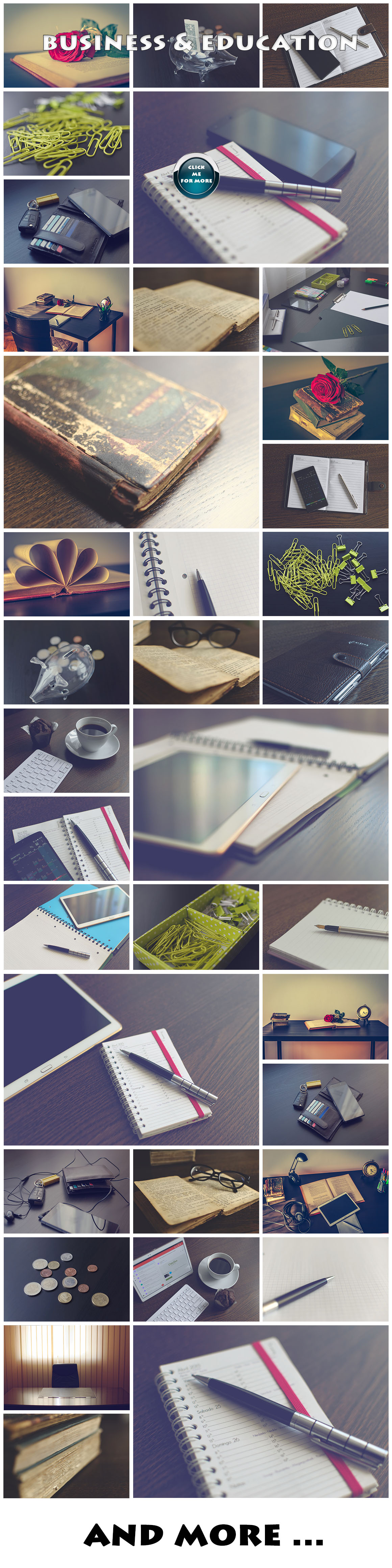 MAMMOTH PHOTO PACK by Histeryk Photo on Creative Market