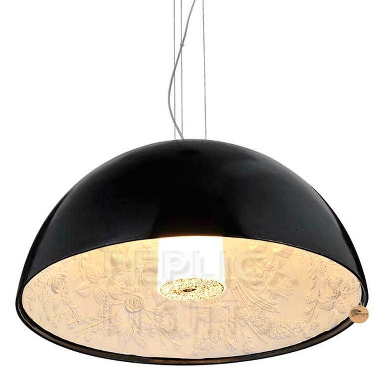replica flos skygarden pendanat light by marcel wanders in black marcel wander and exterior. Black Bedroom Furniture Sets. Home Design Ideas