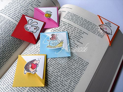 Awesome bookmarks
