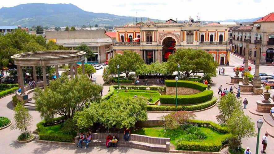 Resultado de imagen para PARQUES DE QUETZALTENANGO, GUATEMALA | Chile relleno, Places, Central park