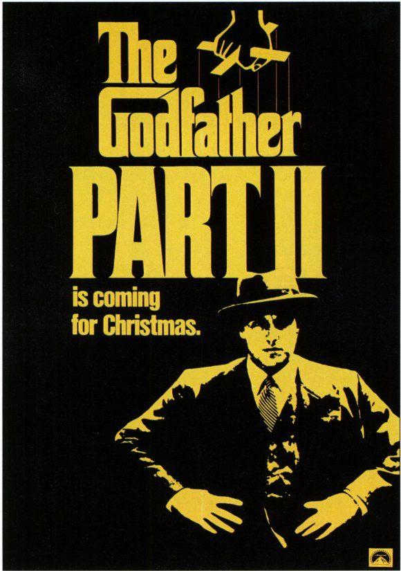 The Godfather Ii 12282013 Godfather Movie The Godfather Part Ii The Godfather