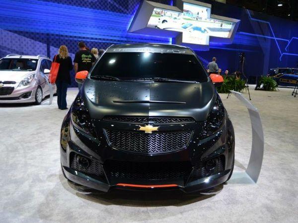 2016 Chevrolet Spark Colors