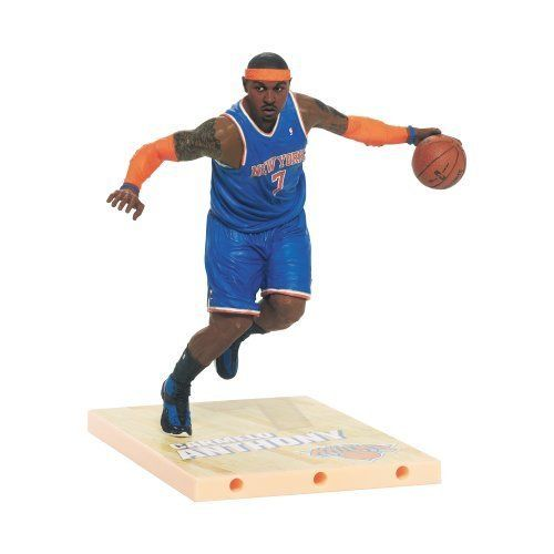 $1,696.75  McFarlane Toys NBA Series 23 Carmelo Anthony Action Figure by Unknown