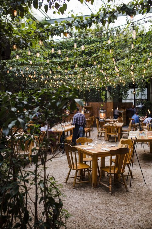 Enjoy The Mexican Fiesta And Find More Inspiration At Mydesignagenda Com Outdoor Restaurant Design Outdoor Restaurant Patio Outdoor Cafe