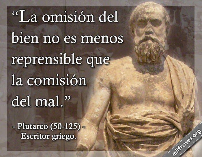 Plutarco escritor griego filosofos Pinterest Escritores