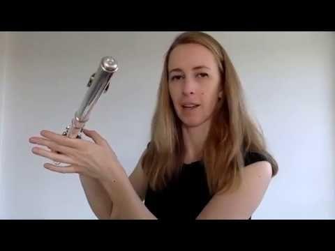 pin on flute fingering chart
