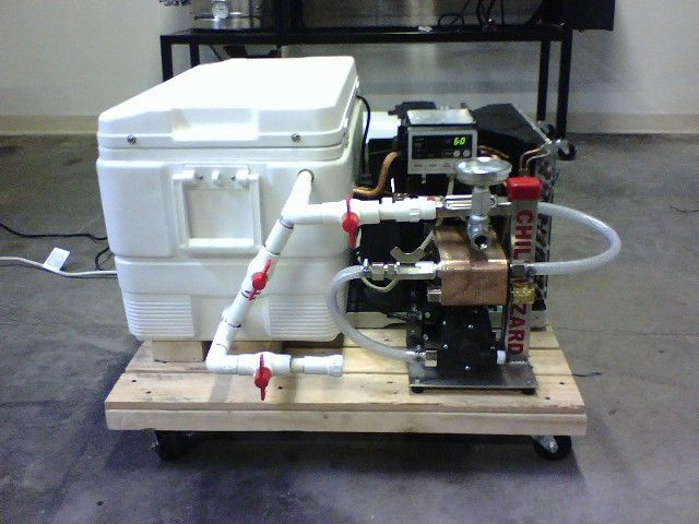 Diy Glycol Chiller Google Search Brewing Pinterest