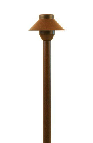 LED Low Voltage Landscape Small Hat Light By Best Pro Lighting. $31.00.  Wire Length