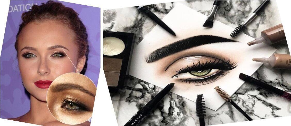 Sparse Eyebrows Trim Women S Eyebrow Hair How To Do Eyebrow