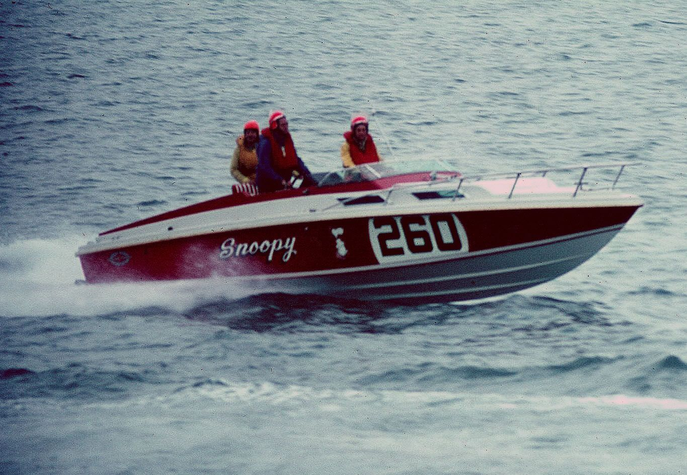 SNOOPY (1971). Power boats, Boat, Water crafts