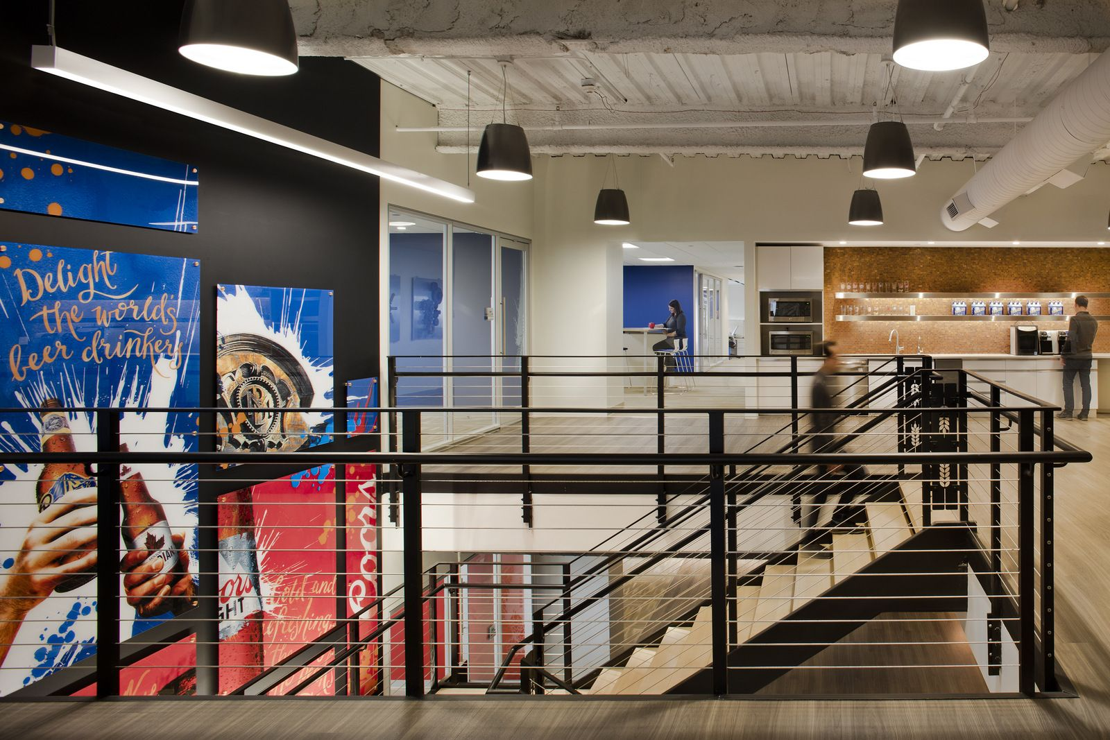 Office Tour Molson Coors North American Headquarters Denver