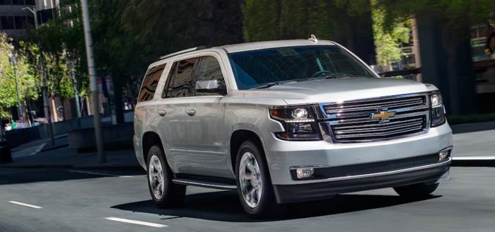 Meet The New 2021 Chevy Tahoe Redesign Chevrolet Tahoe Chevy