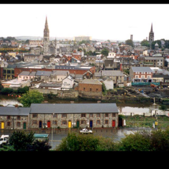 Drogheda, Ireland....where I want to live.