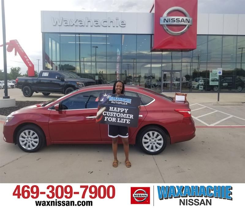 Congratulations Questany On Your Nissan Sentra From Rubel Harmon At Waxahachie Nissan Waxahachienissan Waxahachie Nissan Car Buying