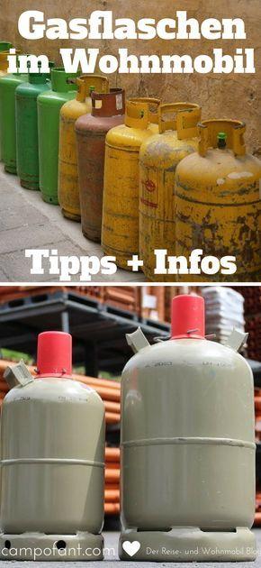 gasflaschen im wohnmobil oder wohnwagen heize tauschen und k hlschrank. Black Bedroom Furniture Sets. Home Design Ideas