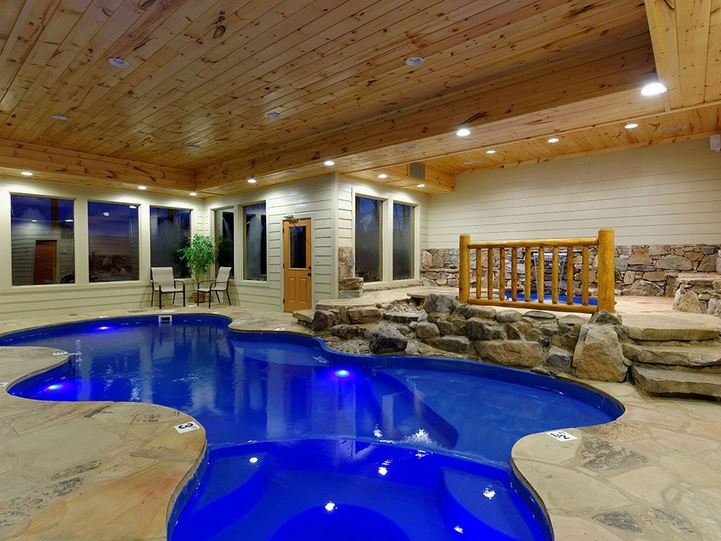 Estate vacation rental in sevierville from