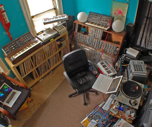 modular synth and mpc setup music production in 2019 home studio music recording studio. Black Bedroom Furniture Sets. Home Design Ideas