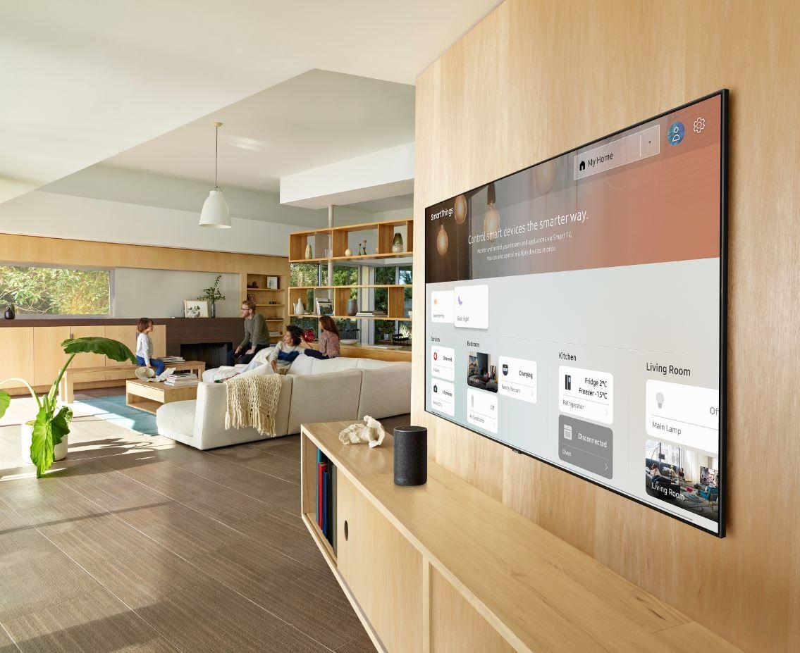 samsungqled home interior design