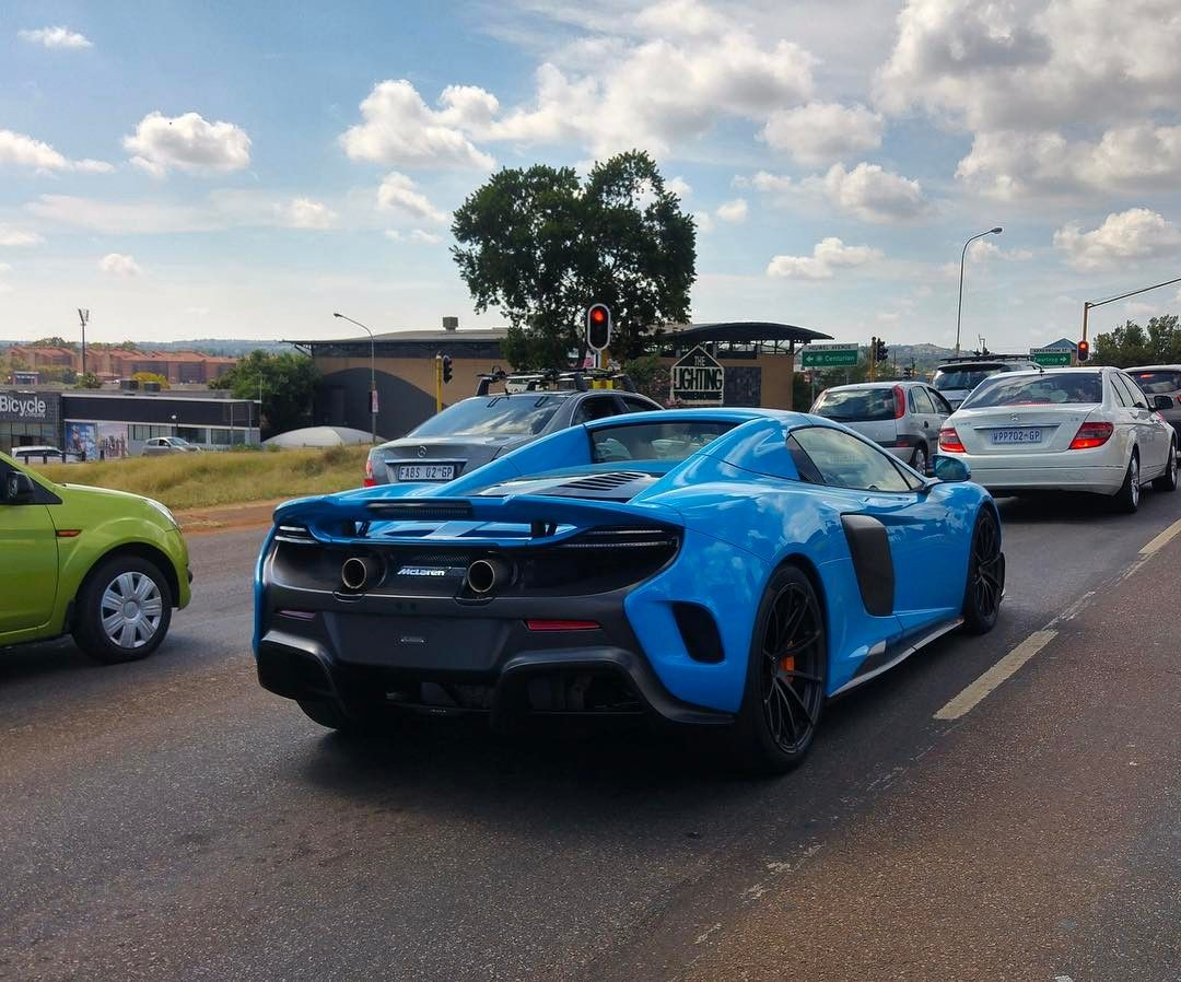 #TopSpot for this weeks #ExoticSpotSA is the Mexico Blue ...