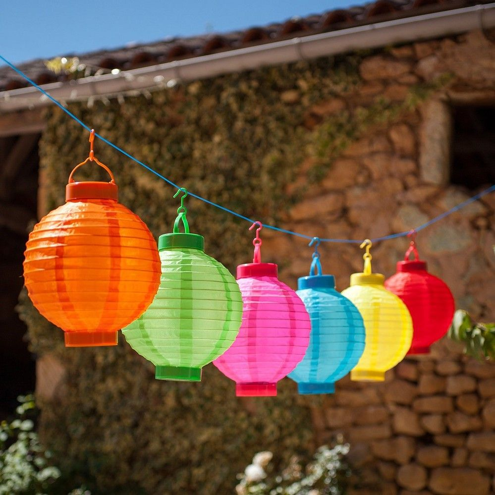 Hanging These Superb Outside Patio Lights Of Lantern String Lights .