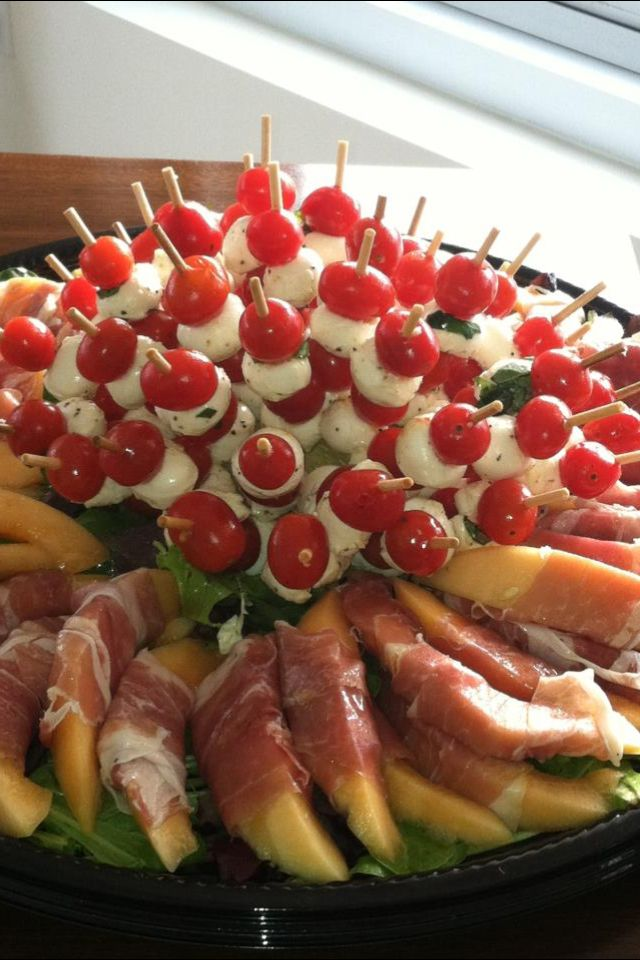 Favoriete Pretty platter | Foods - For Crowd Pleasing & Tailgating  #ID81