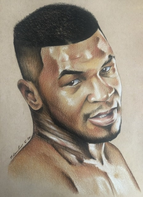 Mike Tyson by TraceyLawler in 2020 Mike tyson, Mike