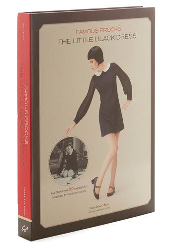 Famous Frocks The Little Black Dress By Chronicle Books Multi