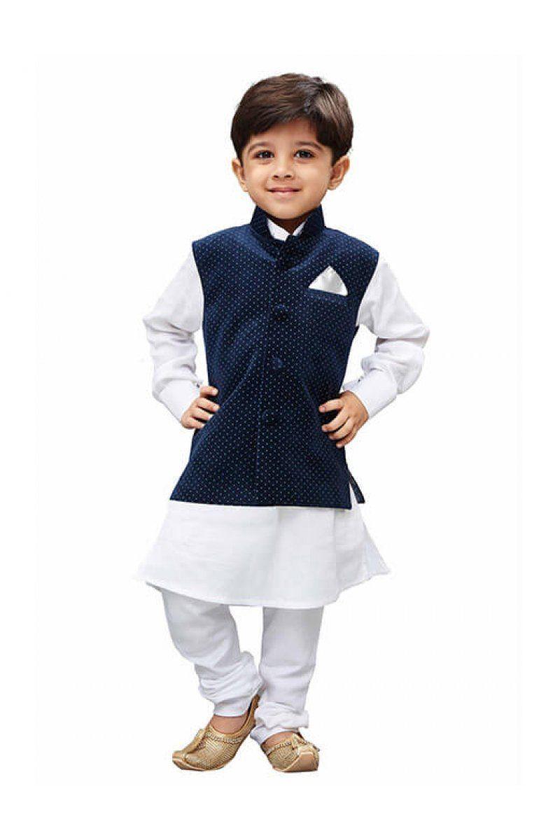 Readymade Designer Boys Kurta Pajama Indian Kids Dress ...