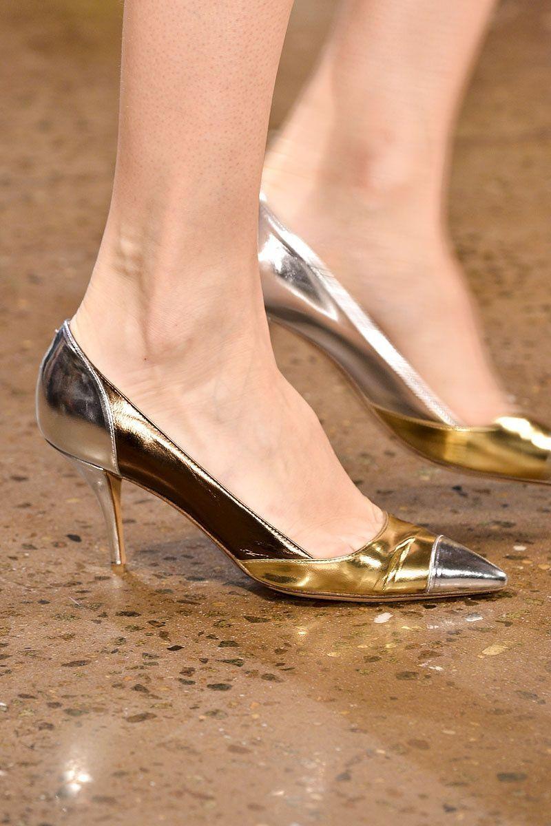 Moda Zapatos 2013 2014 Shoes Fall Winter 2013 2014 Women Shoes Silver Shoes Shoes