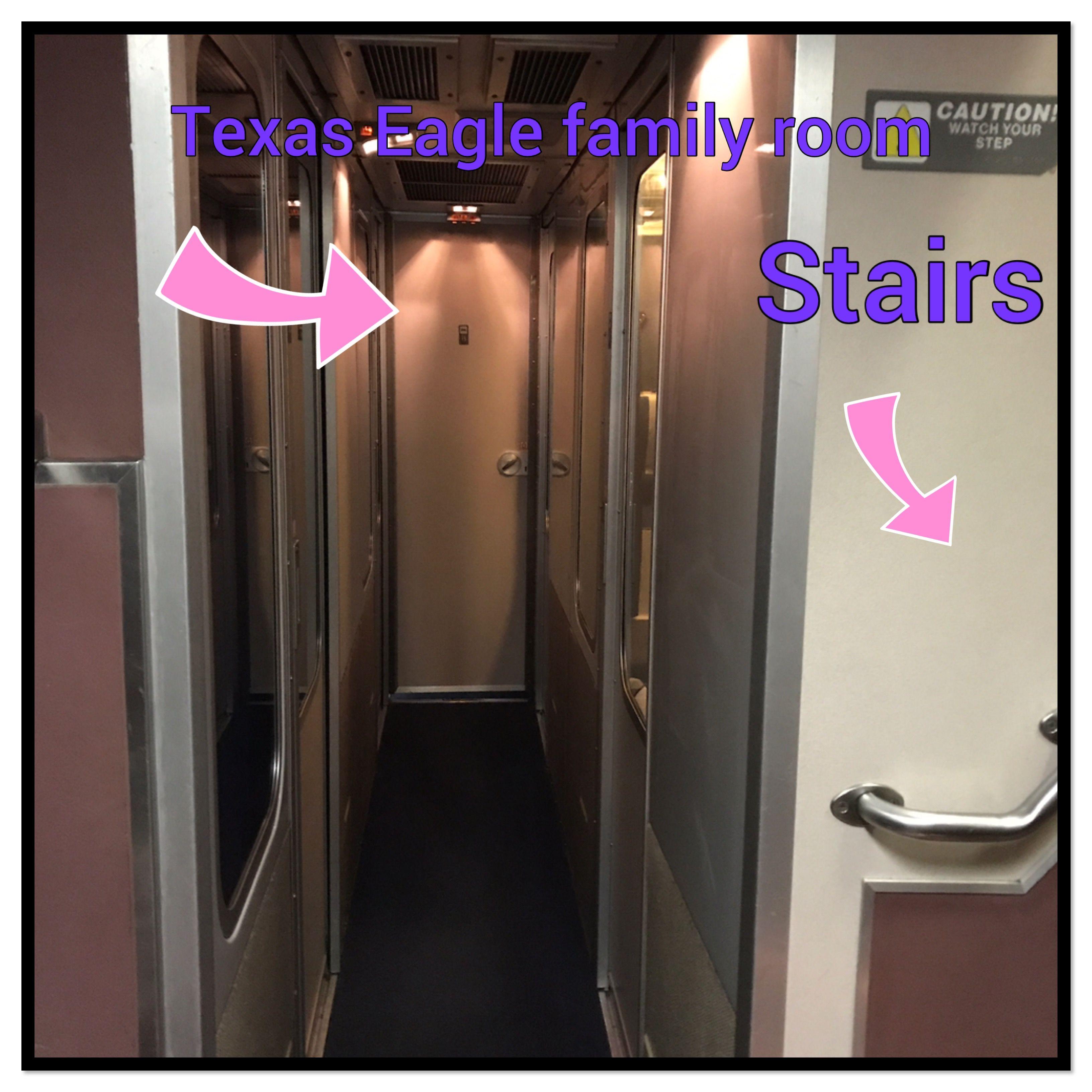 Amtrak Bedroom Suite Tour