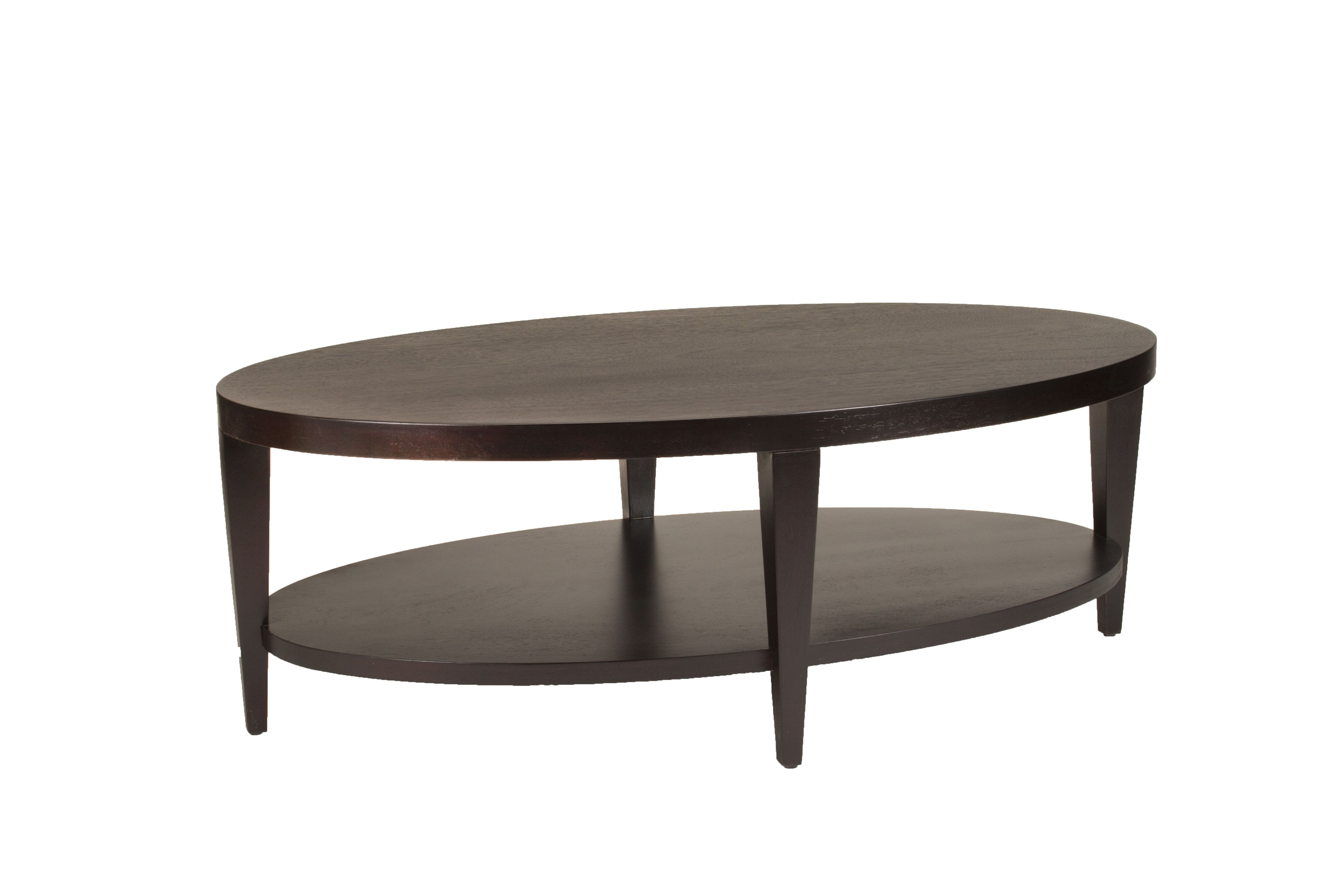 Marla Oval Cocktail Table In An Espresso On Birch Dark Finish Coffee Table Solid Wood Coffee Table Coffee Table Wood [ 3333 x 5000 Pixel ]